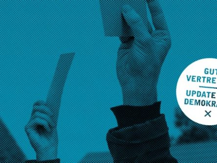 Demokratie – <br>In Zukunft ohne Parteien? Titlebild