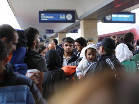 Flucht und Migration Titlebild