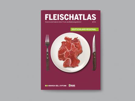 Fleischatlas 2016 <br>Deutschland Regional Titlebild