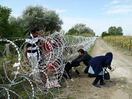Grenzerfahrung – <br>Flüchtlingspolitik In Europa Titlebild