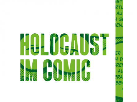 Holocaust im Comic Titlebild