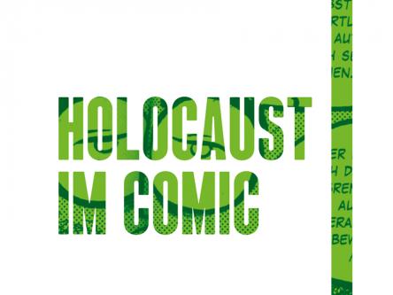 Holocaust im Comic Titlebild
