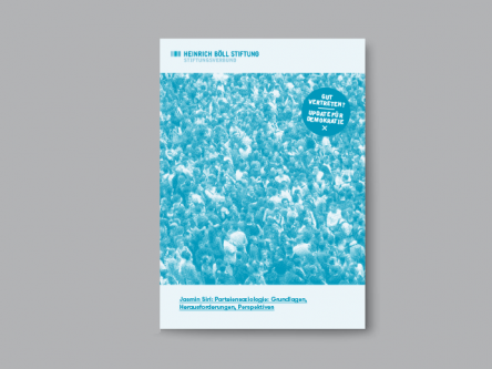 Jasmin Siri: Parteiensoziologie Titlebild