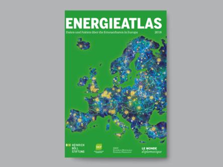 Energieatlas 2018: Daten und Fakten über die Erneuerbaren in Europa Titlebild