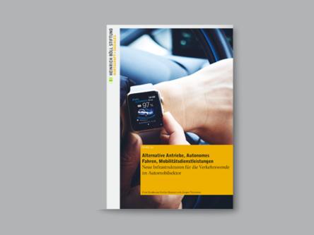Alternative Antriebe, Autonomes Fahren, Mobilitätsdienstleistungen Titlebild