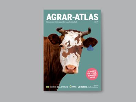 Agrar-Atlas Titlebild
