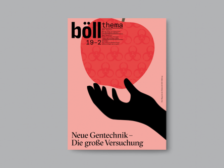 Neue Gentechnik Titlebild