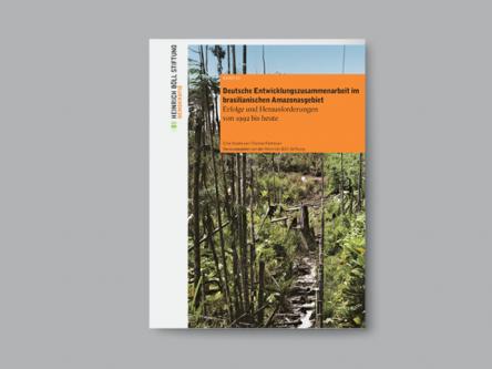 Deutsche Entwicklungszusammenarbeit im brasilianischen Amazonasgebiet Titlebild