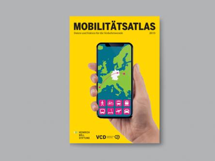 Mobilitätsatlas 2019 Titlebild