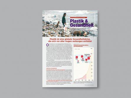 Plastik & Gesundheit Titlebild