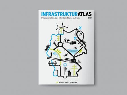 Infrastrukturatlas Titlebild