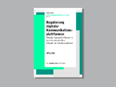 Regulierung digitaler Kommunikationsplattformen Titlebild