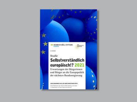 Selbstverständlich europäisch!? 2021 Titlebild