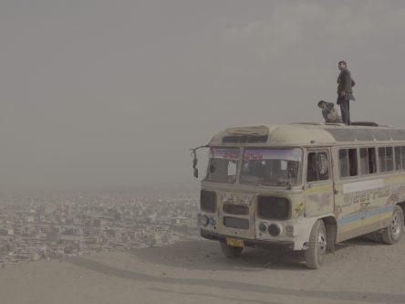 Kabul, City in the Wind Titlebild